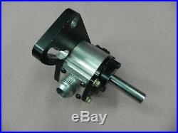 Dailey Engineering Single Stage External Vacuum Pump Left Side Mount Nascar