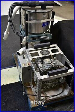 Dansereau Dry Vaccuum Health Products Dental Vacuum Pump System Suction Unit
