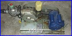 De Laval VP-74 Vacuum Pump with 1.5 hp Single Phase Motor