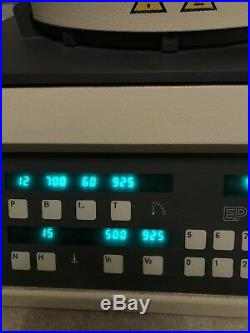 Dental Ivoclar Empress Pressing Oven E-max withVacuum Pump Manual Included