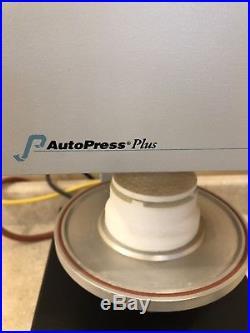 Dental Porcelain Furnace Jeneric/Pentron Auto Press Plus withVacuum Pump