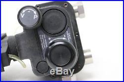 Druck PV411 Pneumatic/Hydraulic Pressure and Hand Vacuum Pump 600/10,000 psi