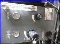 EDWARDS DRYSTAR VACUUM PUMP With 30HP MOTOR #1020831J PUMP MODELA70574908XS USED
