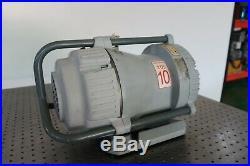 EDWARDS XDS10 Dry Scroll Vacuum Pump