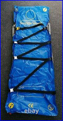 EVAC-U-SPLINT Vacuum Mattress With Pump AMBULANCE RESCUE PARAMEDIC EMERGENCY