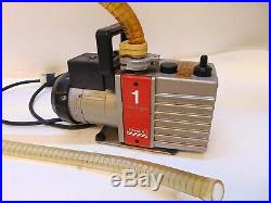Edwards 1 Two Stage High Vacuum Pump E2M-1 S4845