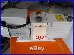 Edwards 30 Vacuum Pump E2m30 1755 Rmp