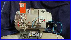Edwards 35i scroll vacuum pump with Active Pirani gauge and Edwards high vac int