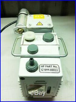 Edwards Agilent E2M1.5 Vacuum Pump 100-120 VAC