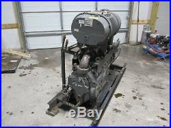 Edwards Dry Star Vacuum Pump With Blower #1113239c Used