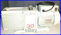 Edwards E2M30 Vacuum Pump Working Great