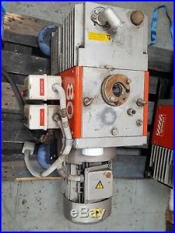 Edwards E2M80 High Vacuum Mechanical Pump Lab