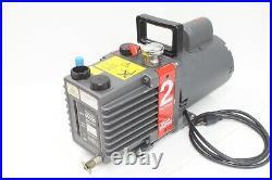 Edwards E2m2 Rotary Vane Dual Stage High Vacuum Pump