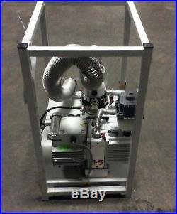 Edwards EXP Turbo SYSTEM station/cart/system MODEL B72265930