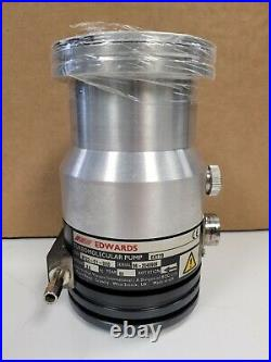 Edwards EXT70 Turbomolecular Turbo Vacuum Pump
