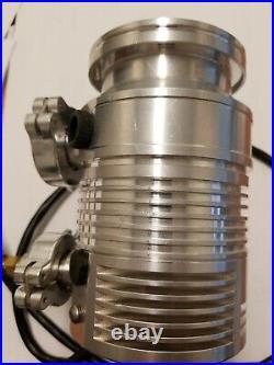 Edwards EXT 75iDx 24V DC 120W Turbo Molecular Pump
