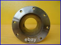 Edwards High Vacuum Adapter ISO100 ISO-K to ISO100 ISO-F NW25 4VCR 6.5 Used
