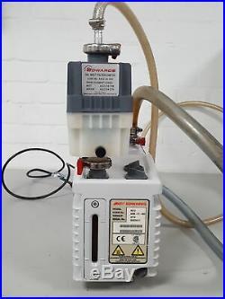 Edwards RV12 Rotary Vane Vacuum Pump Lab