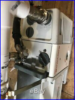 Edwards Rv3 Rv-3 Dual Stage Rotary Vane Vacuum Pump A652-01-906 1ph 2.6cfm