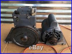 Edwards SpeediVac Ed150 Belt Drive High Vacuum Pump