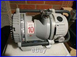 Edwards XDS 10 Dry Scroll VACUUM Pump, Vacuum tested