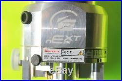 Edwards nEXT 240i DL Turbo Molecular Pump