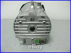 Edwards nXDS6i Dry Scroll Vacuum Pump, 3.6 CFM 120/240V
