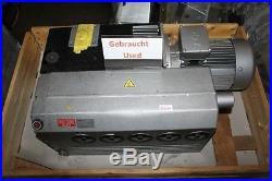 Elmo Rietschle VC 202 Vacuum Pumps vakuumpumpe drehschieber
