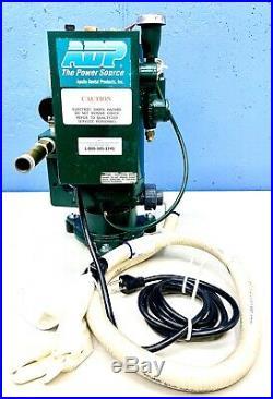 Excellent Used ADP Apollo AVB20SR 2HP Dental Vacuum Pump System