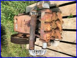 FMC Bean Pump R60