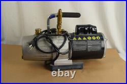 FREESHIPPING Yellow Jacket 93600 BULLETX 7 CFM Vacuum Pump