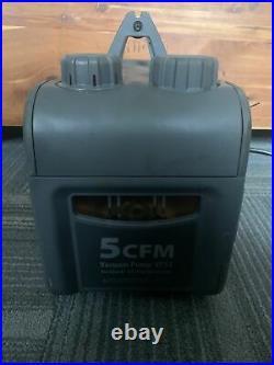 Fieldpiece VP55 Vacuum Pump 5CFM
