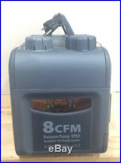 Fieldpiece VP85 3/4 hp 8 CFM, Two-Stage Vacuum Pump
