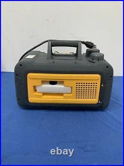 Fieldpiece VP85 8CFM Vacuum Pump With Run Quick Oil Change System 115V