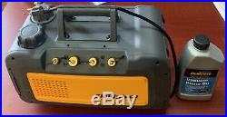 Fieldpiece VP85 8CFM Vacuum Pump With Run Quick Oil Change System 115V-USED