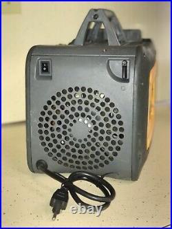Fieldpiece VP85 Two Stage 8 CFM Vacuum Pump