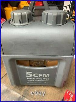 Fieldpiece vacuum pump 5 CFM
