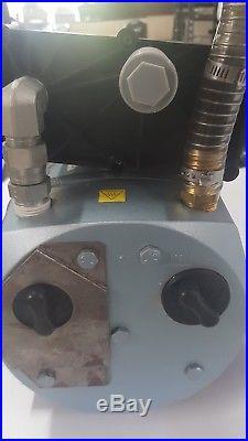 G274AX Rotary Vane Vacuum Pump Compressor 1/2HP 1PH 115/208-230V phase 1 neptune