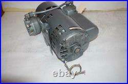 GAST 1/3HP Compressor Piston Pump 3LBA-28-M321X 1725RPM 120VAC 3.6A. 60HZ