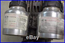 GAST 2567-D121A-G561X VACUUM PUMP with 1 HP DOERR MOTOR / 110VAC