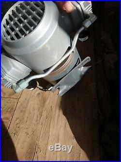 GAST 3/4 HP Piston Air Compressor, 115/230VAC, 50/50 Max. PSI