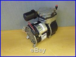 GAST 74R130-P101D-H203X Vacuum Pump 1/4HP 115/230V 220-240V 100PSIG (14470)