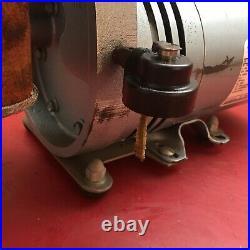 GE Motor Vacuum Pump 5KH36KNA510X Gast 0523-V4F-G588DX