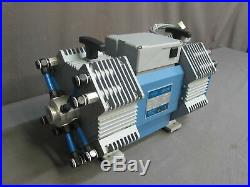 GOOD VacuuBrand MD-8T 2-mbar 6.5 m3/h Dry Vacuum Pump System