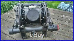 GRACO Husky 1040 Air Operated Diaphragm Pump EXC. WITHOUT BOX. Clean
