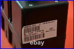 G#2 02-06 Mercedes Door Lock Actuator Central Locking Vacuum Pump 2208000648
