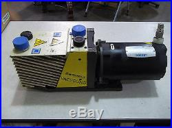 Galileo Rotary Vane Vacuum Pump D12 3/4HP TP VacSound