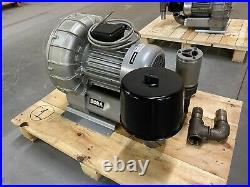 Gardner Denver Reitschle Vacuum Blower 3 Phase SAP0300-0137-Z BORA Clean Checked