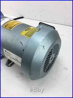 Gast 0823-V103-G279 3/4 HP 1725 RPM Rotary Vane Compressor/Vacuum Pump
