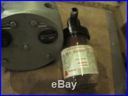 Gast 0823-V152Q-G274X Vacuum Doerr 1/2HP Motor 110-115/220-230V Aerator Pump